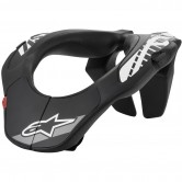 ALPINESTARS Neck Support Junior Black / White