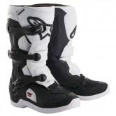 Tech 3S Junior Black / White