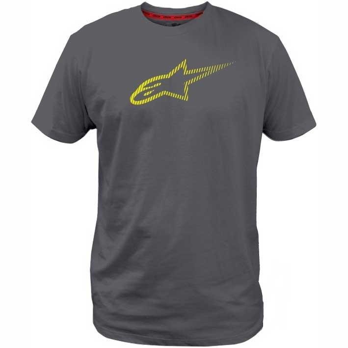 Choose Size White/Black ALPINESTARS Ageless Short Sleeve T-Shirt