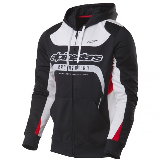 Sweatshirt ALPINESTARS Session Black