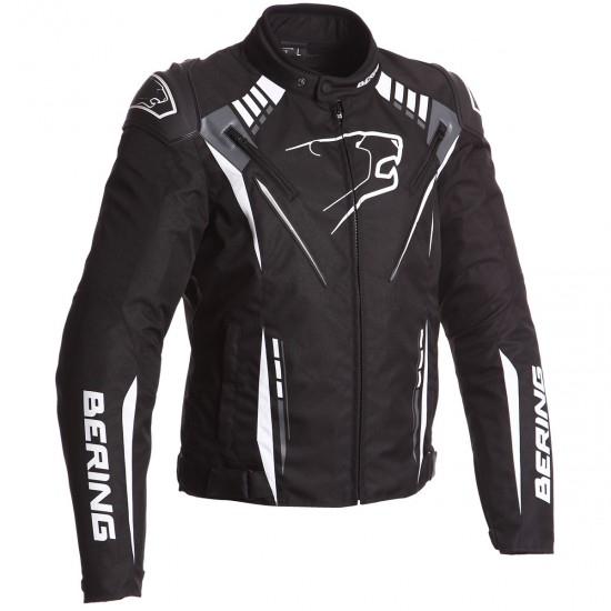 Jacke BERING Primo-R Black / White