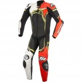 ALPINESTARS GP Plus V2 Professional Black / White / Red Fluo / Yellow Fluo