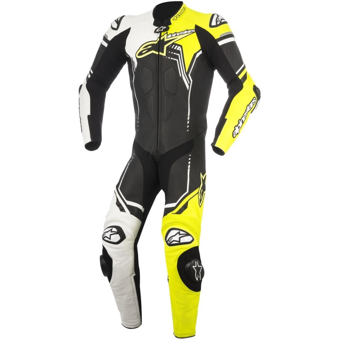 995334a526d ALPINESTARS GP Plus V2 Professional Black   White   Yellow Fluo