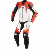 ALPINESTARS GP Plus V2 Professional  White / Black / Red Fluo