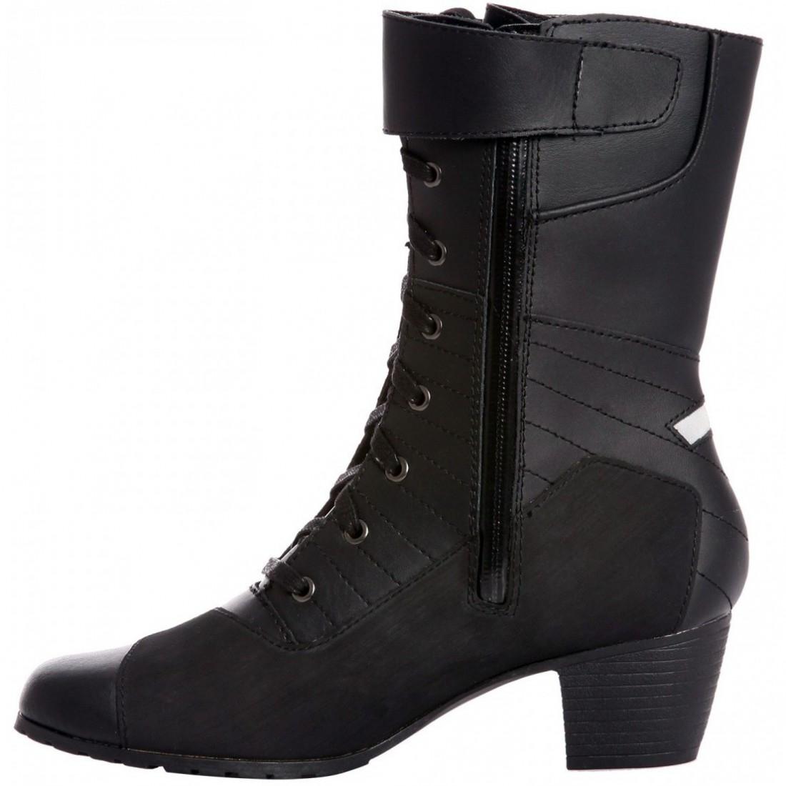 BERING Tera Lady Black Boots · Motocard