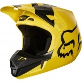 FOX V2 Mastar 2018 Matte Yellow