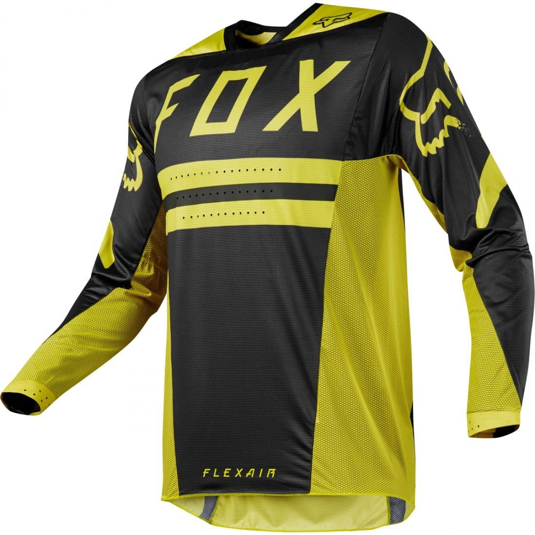 Dark Yellow Fox Guantes Flexair tama/ño L
