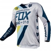 FOX 360 2018 Draftr Light Grey