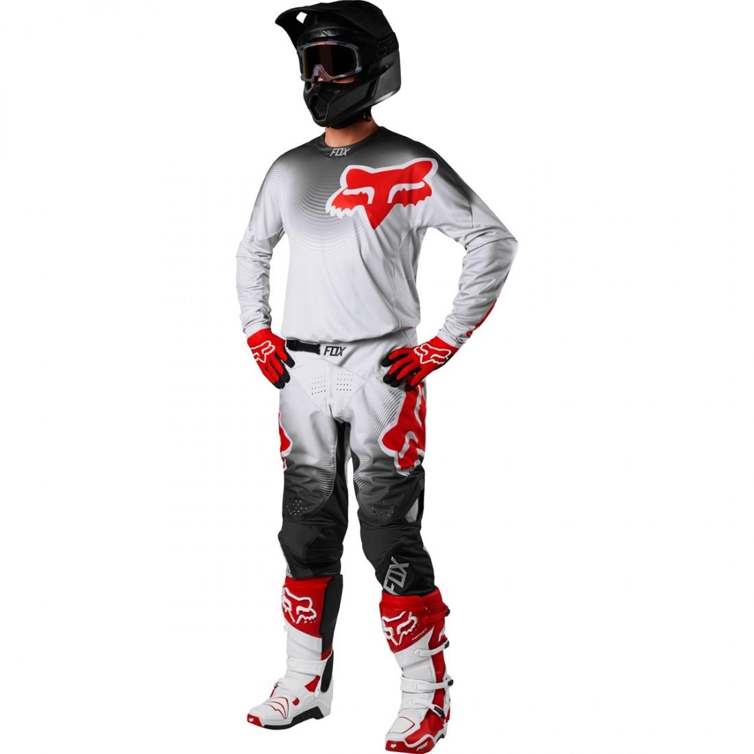pantalon fox 360 2018 viza grey 183 motocard