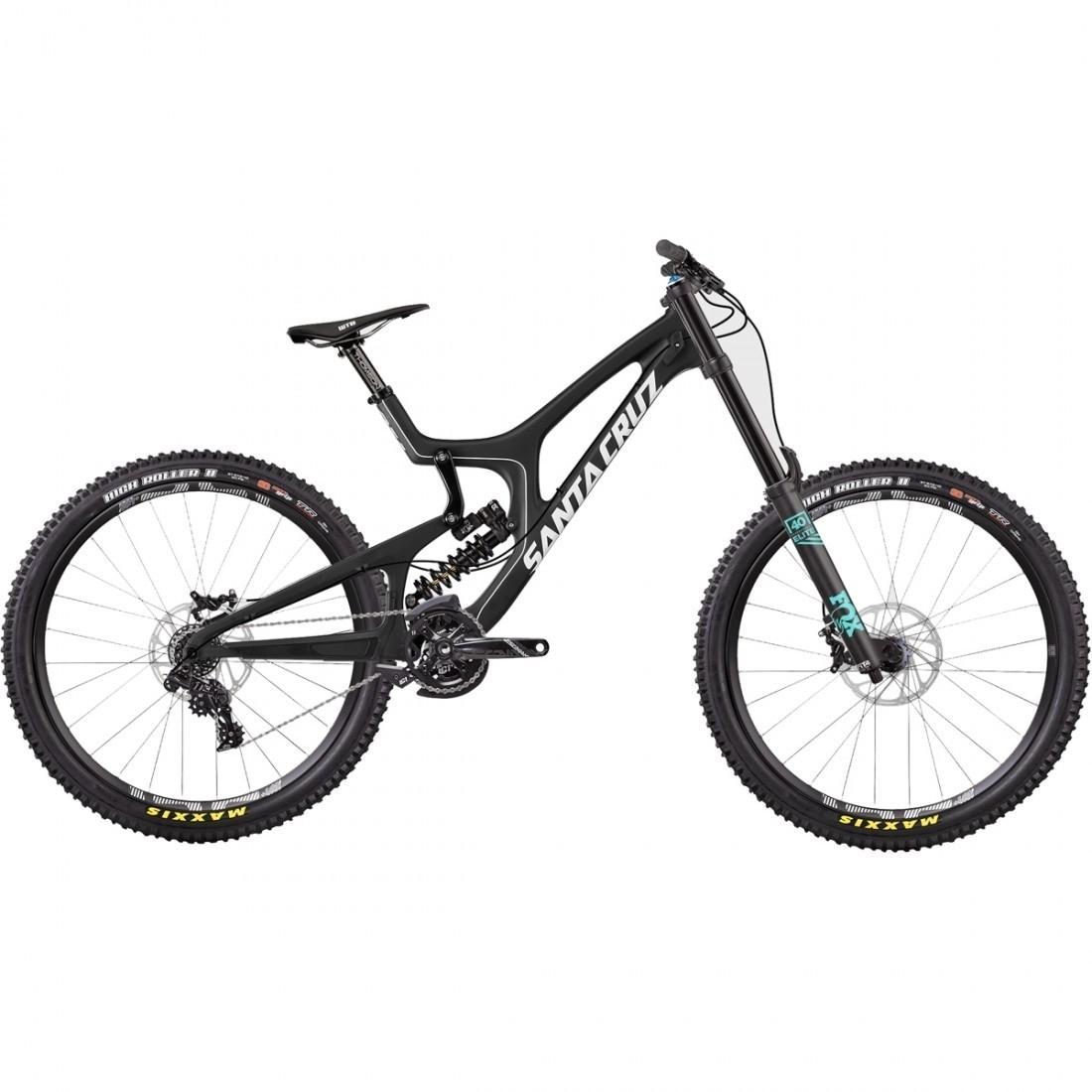 Bicicleta de montaña SANTA CRUZ V10 C Kit S Black · Motocard