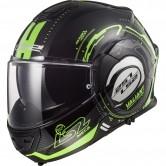 Ls2 Ff399 Valiant Matt Black Helmet Motocard