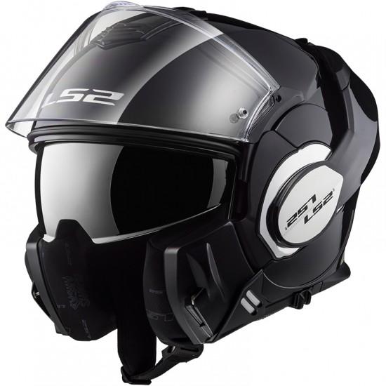 Casco LS2 FF399 Valiant Black