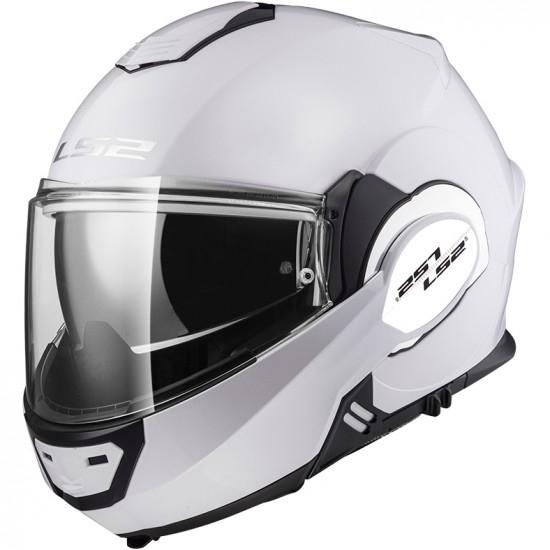 Casco LS2 FF399 Valiant White