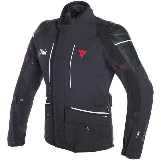 Jacke DAINESE Cyclone D-Air Gore-Tex Black / White