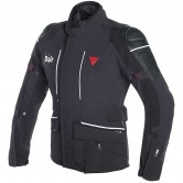 DAINESE Cyclone D-Air Gore-Tex Black / White