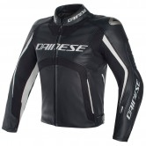 DAINESE Misano D-Air Black / White