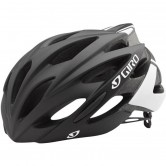 GIRO Savant Matte Black / White