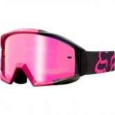 FOX Main Mastar Black / Spark Pink