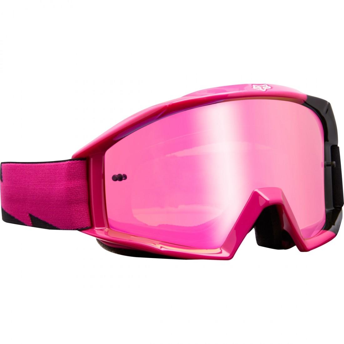 Óculos FOX Main Mastar Black   Spark Pink · Motocard 582151e662