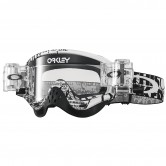 OAKLEY O Frame MX Race Ready Tagline Black / Clear