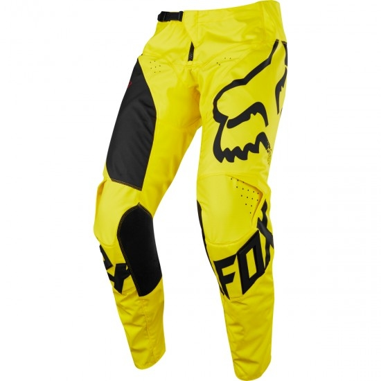 Pantalone FOX 180 2018 Junior Mastar Yellow