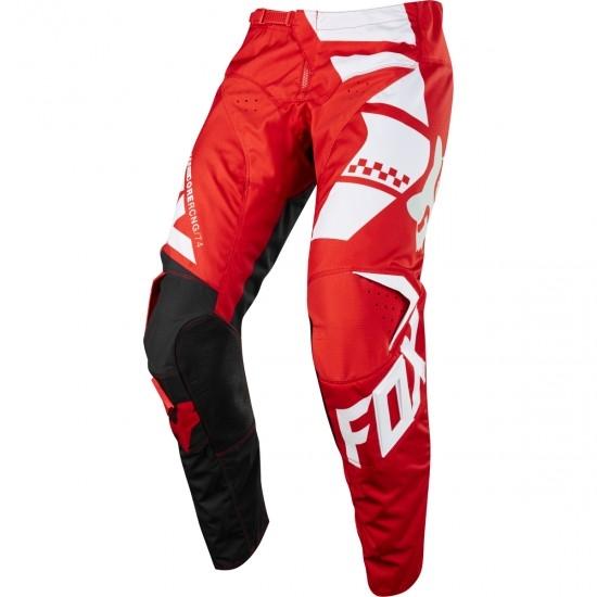 Pantalone FOX 180 2018 Junior Sayak Red