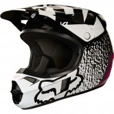 FOX V1 Halyn 2018 Junior Black / Pink