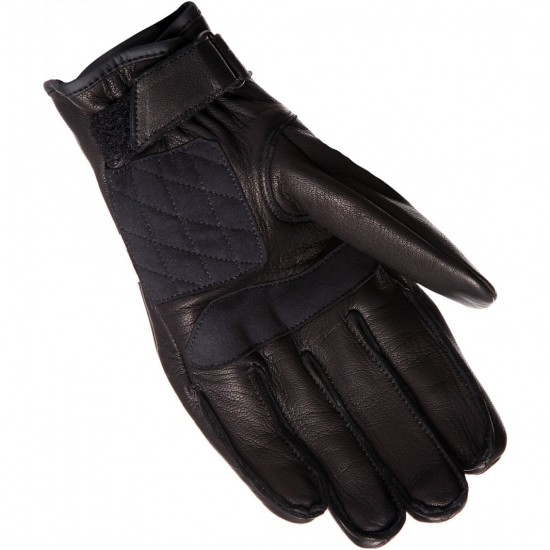 SEGURA Edwin Lady Black / White Gloves