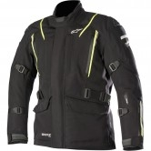 ALPINESTARS Big Sur Gore-Tex Pro for Tech-Air Black / Yellow Fluo