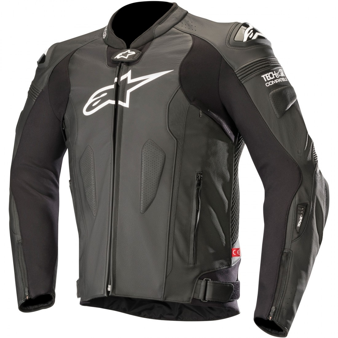 Alpinestars Tech Chaqueta Air For Missile · Black Motocard wqgHgzWd