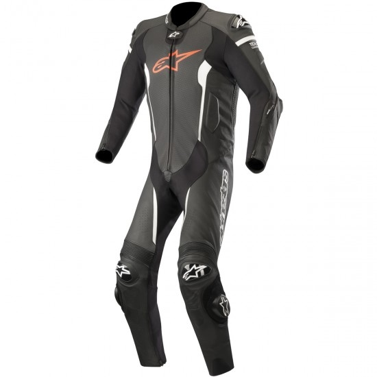 Traje / Mono ALPINESTARS Missile Professional for Tech-Air Black / Red Fluo / White