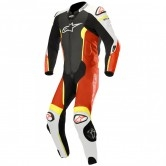 ALPINESTARS Missile Professional for Tech-Air Black / White / Red Fluo / Yellow Fluo