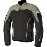 ALPINESTARS Leonis Drystar Air Black / Military Green
