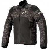 ALPINESTARS Hyper Drystar Black / Camo / Red