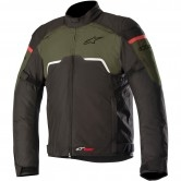 ALPINESTARS Hyper Drystar Black / Military Green