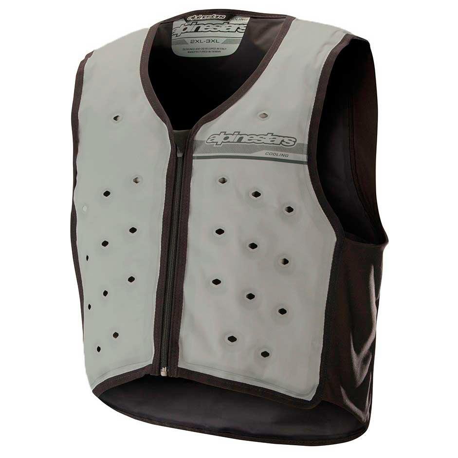 Complemento ALPINESTARS Cooling Vest Light Grey / Dark Grey