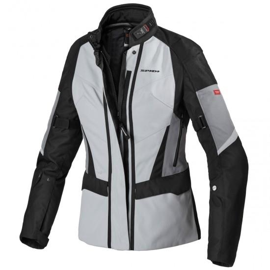 SPIDI Traveler 2 H2Out Lady Black / Grey Jacket