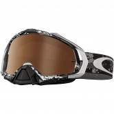 OAKLEY Mayhem Pro MX Stewart Signatures Stealth Camo / Black Iridium