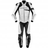 Race Warrior Perforated Pro Professional White / Black