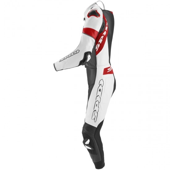 Tuta SPIDI Race Warrior Touring Black / Red