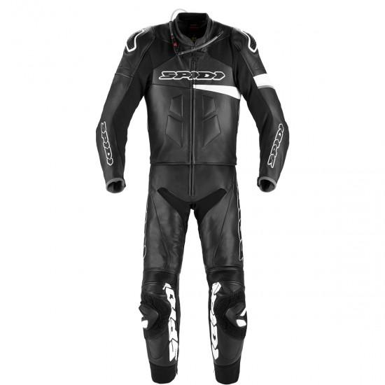 Tuta SPIDI Race Warrior Touring Black / White