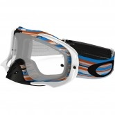 OAKLEY Crowbar MX Glitch Blue / Orange Clear