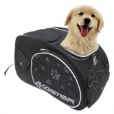 BAGSTER Puppy Black