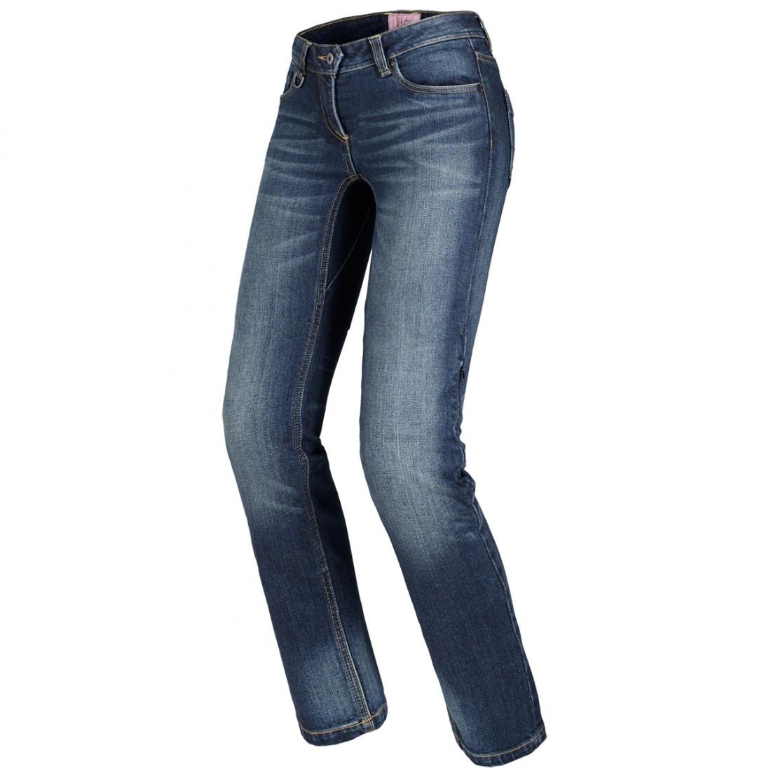 a77b59967a8 Pantalon SPIDI J-Tracker L32 Lady Blue Dark Used · Motocard