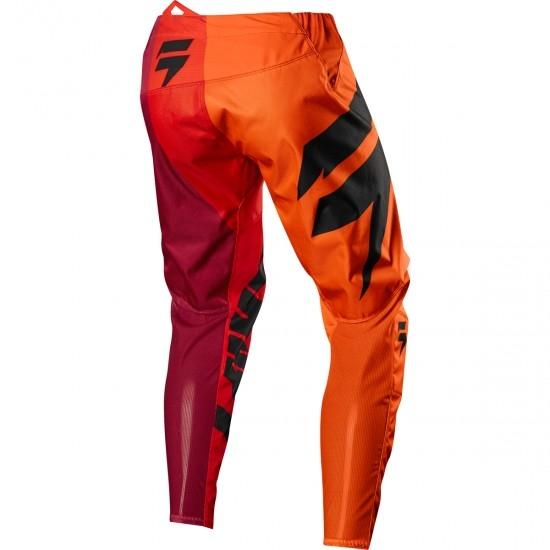 2018 Shift White Label Tarmac Pants-Orange-36