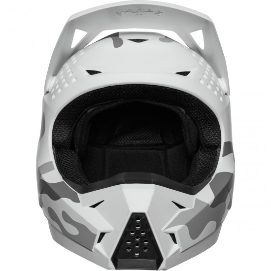 Casco SHIFT White Label 2019 White Camo