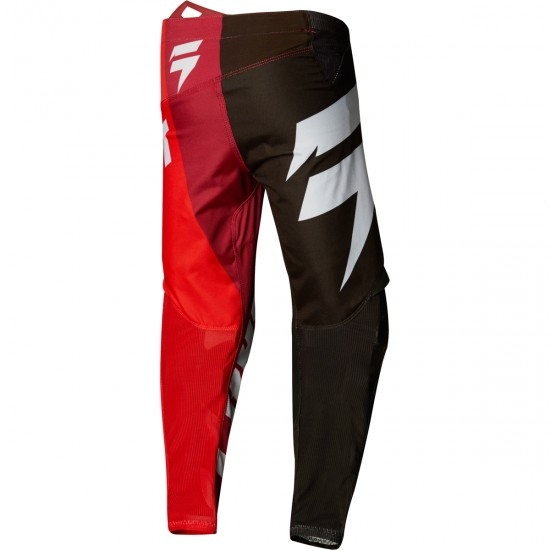 SHIFT White Label Tarmac 2018 Junior Black / Red Pant