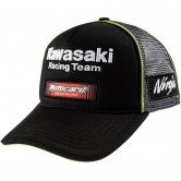 KAWASAKI Replica KRT SBK Black / Green