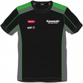 KAWASAKI Replica KRT SBK Junior 2018 Black / Green