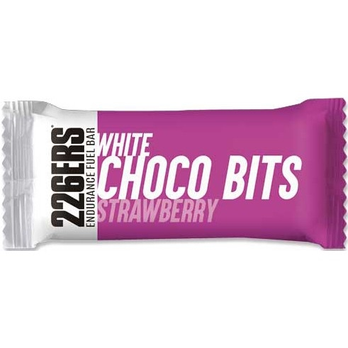 226ERS Endurance Fuel Bar Strawberry Nutrition